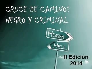Cruce de Caminos Negro y Criminal