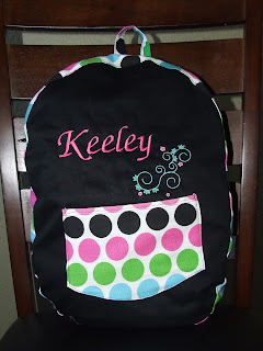 Kids Personalized Backpacks