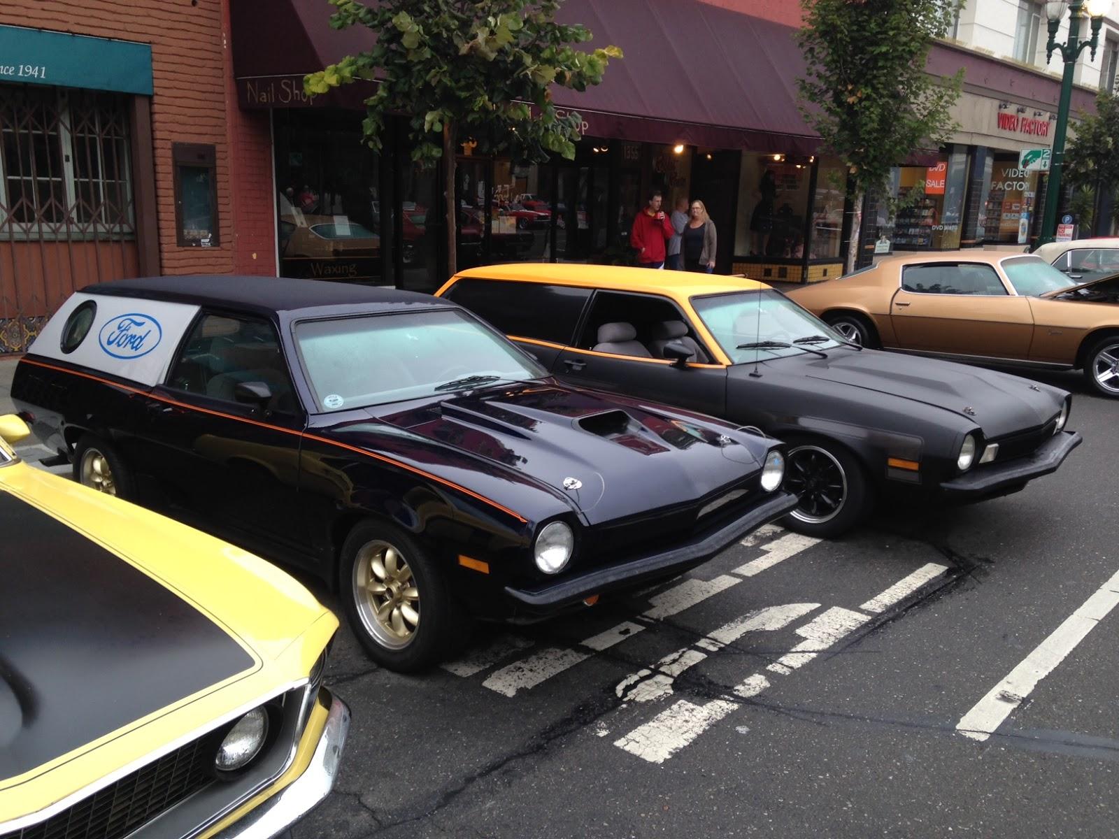 Tamerlane\'s Thoughts: Alameda Car Show 2015