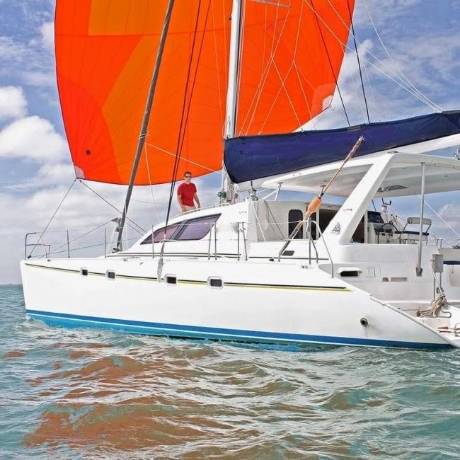 Catamaran Virgin Islands Vacation: All About Yacht Charters, Sailing Vacations: New Catamaran