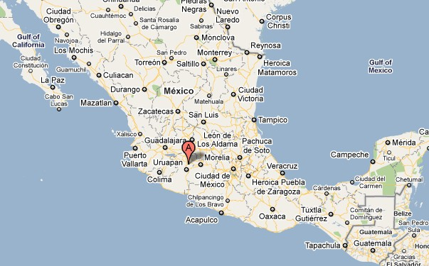 google maps mexico submited images