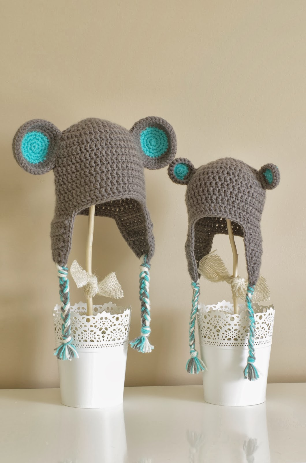 Handy Crafter Hat Stand Tutorial And Crochet Baby Hats