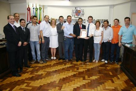 Comunidade palestina de Uruguaiana - RS