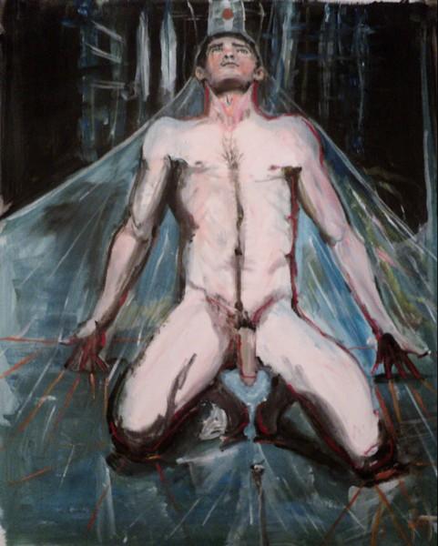 Artwork of Artistry of Male/ Travail d'artiste sur le Nu Masculin