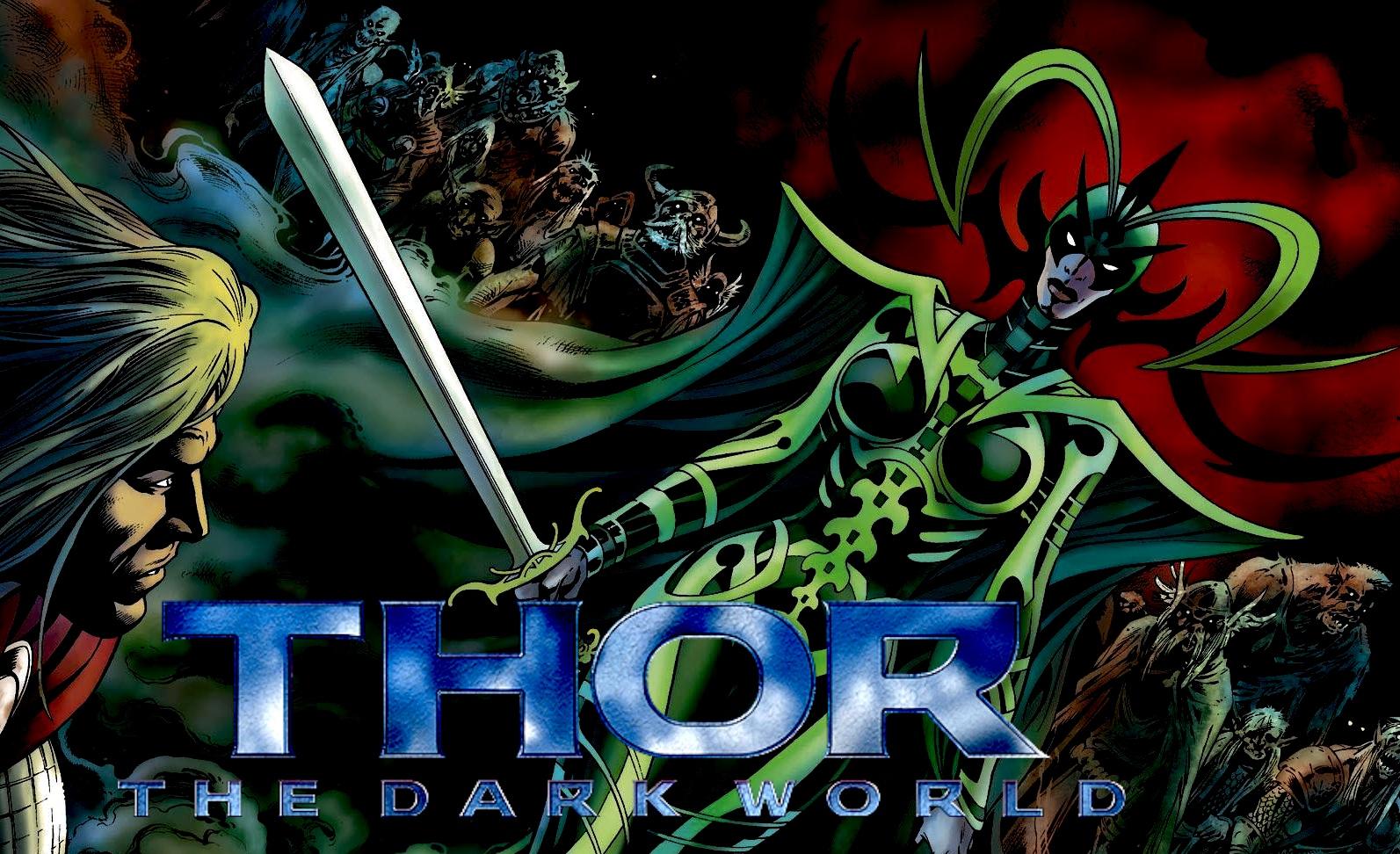 Thor The Dark World Villain