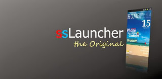 ssLauncher the Original v1.14.8 Apk Terbaru
