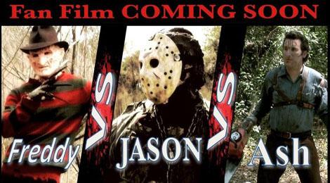 New Fan Film Freddy Vs Jason Vs Ash Friday The 13th The Franchise