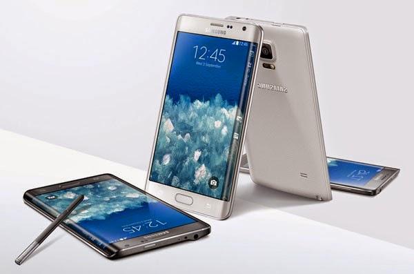 Spesifikasi Dan Harga Samsung Galaxy Note Edge Si Layar Melengkung Kinerja Wow