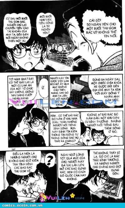 Detective Conan - Thám Tử Lừng Danh Conan chap 553 page 10 - IZTruyenTranh.com