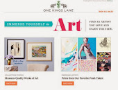 "Reproductions for sale on ""ONE KINGS LANE"""