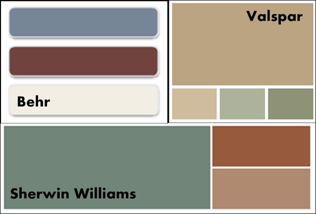 Palindrome at home friday finds exterior paint love for Valspar color visualizer