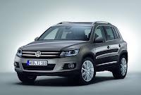 2013 Volkswagen Tiguan Redesigned