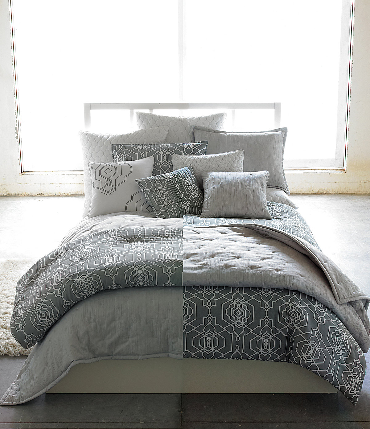 Modern Furniture: 2013 Candice Olson Bedding Collection from Dillard\'s