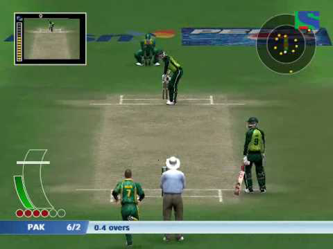 EA Cricket 09 ICL VS IPL Free For PC
