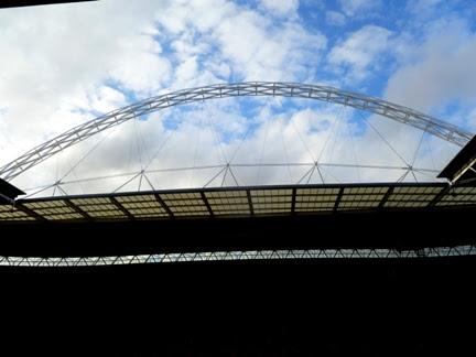 The Killers, Wembley 2013