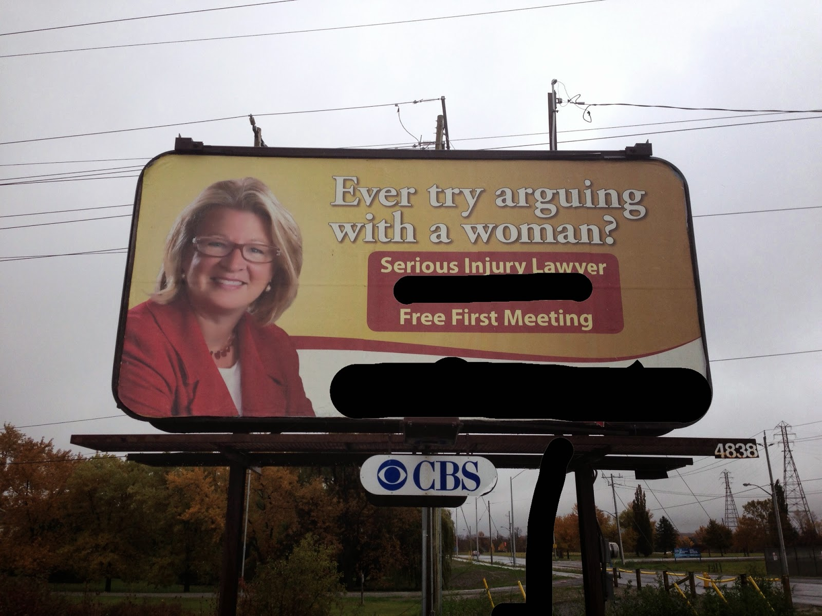 Honest Lawyer Billboard