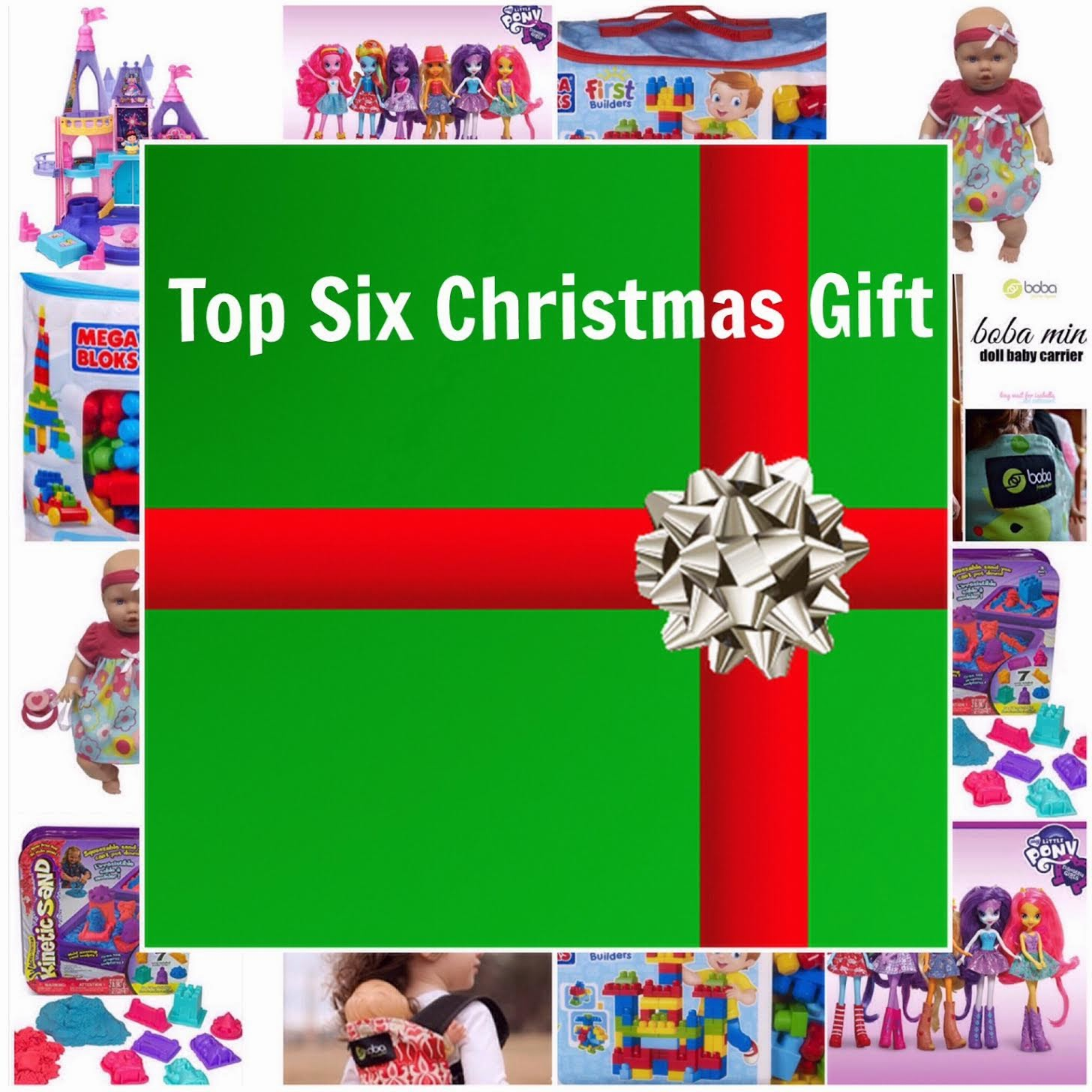 top six christmas gifts