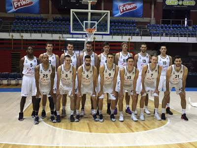 KK Partizan u sezoni 2016/17 - rekapitulacija