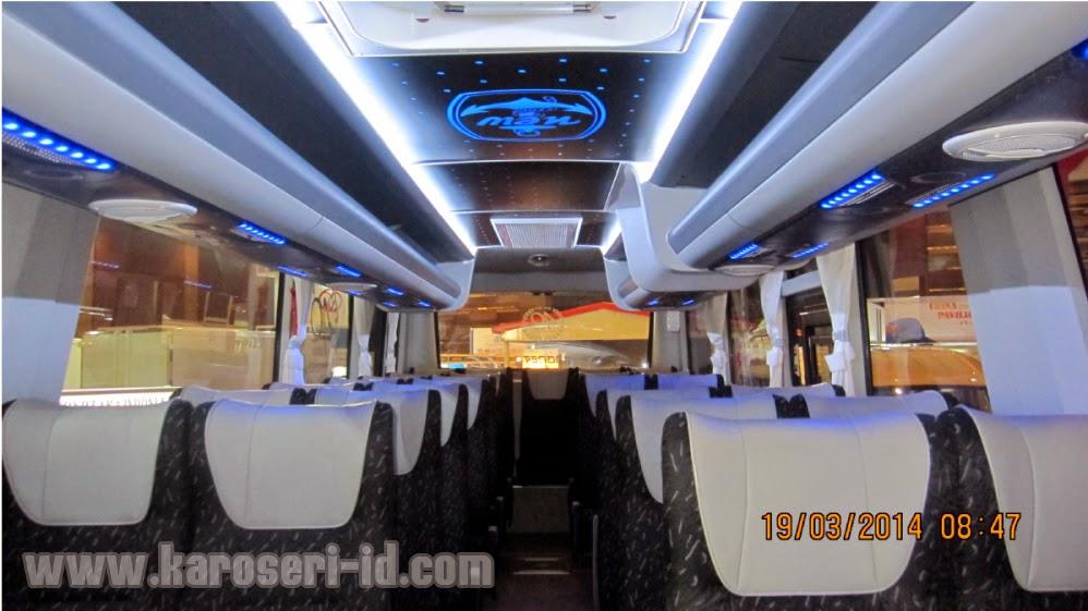 Plafond bus Magneto Vizion
