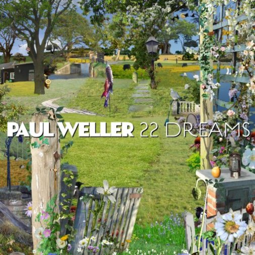 disco PAUL WELLER - 22 dreams