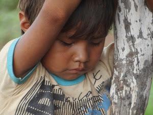 Acampamento Indígenas Guarani Kaiowa