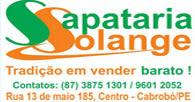 Sapataria Solange, Tradição em vender barato.