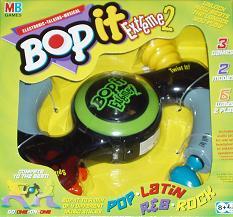 Bop It Extreme 2 box.