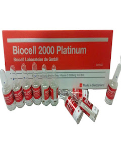 Biocell 2000 Platinum Vitamin C Collagen