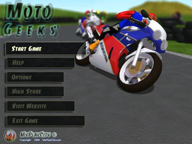Moto Geeks full