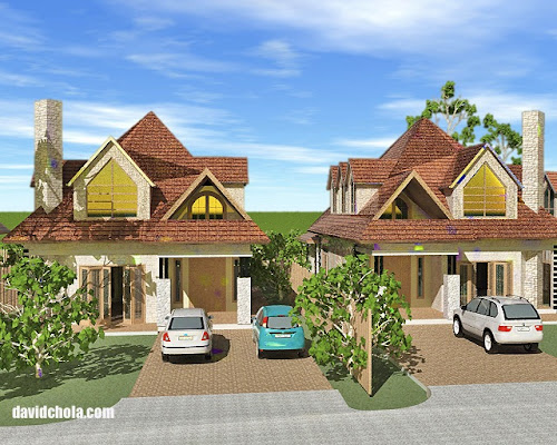 The kenyan architect for House plans with pictures in kenya
