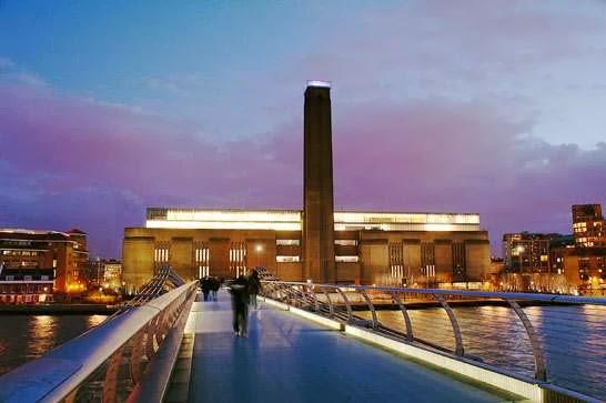 El Tate Modern de Londres