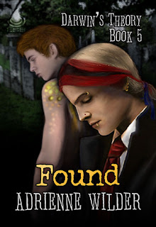 Review: Found by Adrienne Wilder