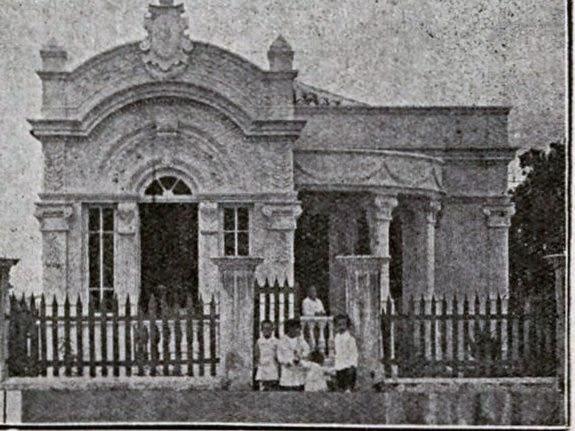 PALACETE DE JOVIANO FERNANDES