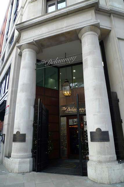 The Delaunay Aldwych London restaurant