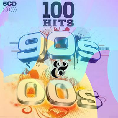 100 Top Hits 90's & 00's (5CD) 2019 Mp3 320 Kbps