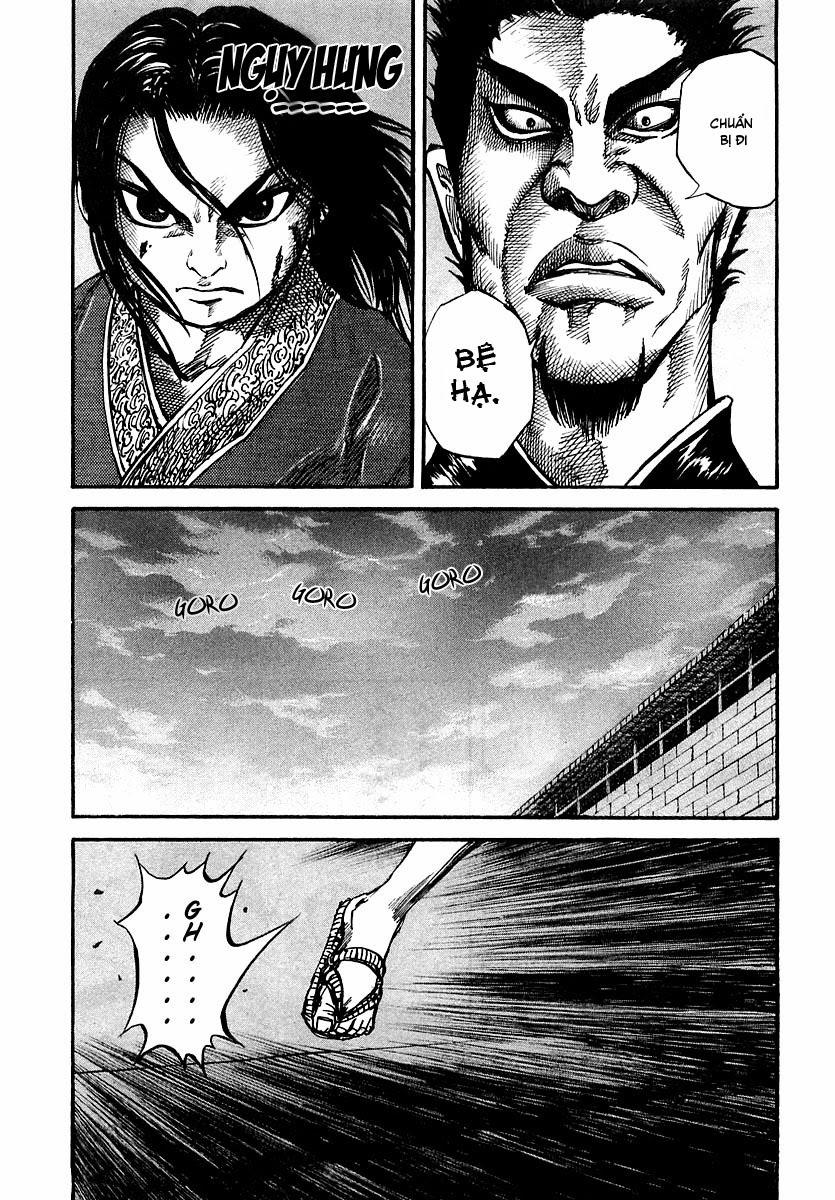 Kingdom - Vương Giả Thiên Hạ  Chapter 34 page 7 - IZTruyenTranh.com