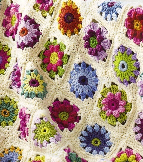 Crochet Swirl Blanket Afghan - YouTube