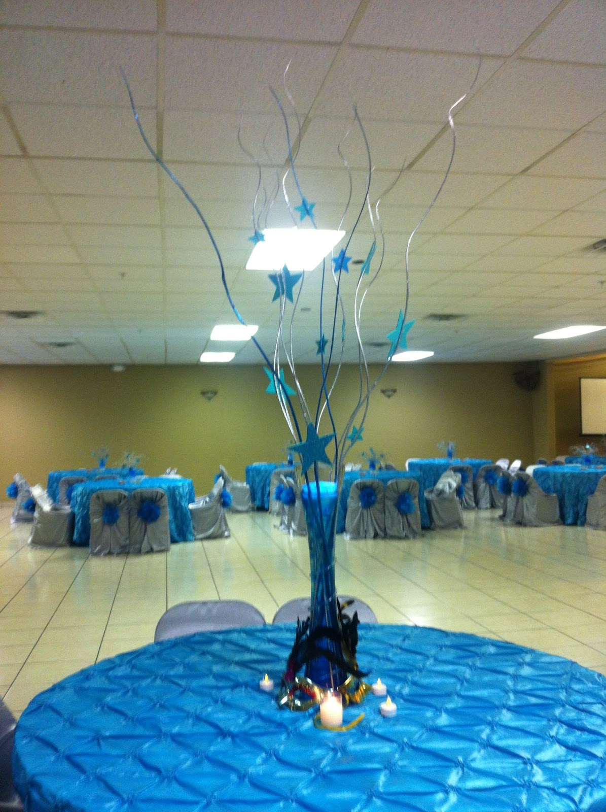 Rincon Real Hall Decorations: Perfect Centerpiece for a ...