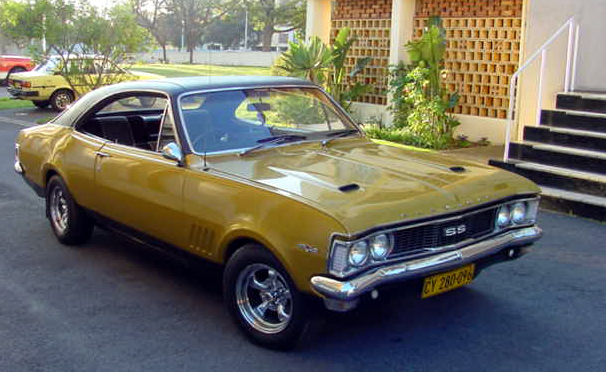 Just A Car Guy African Muscle Cars Com Just Said Hello So I M