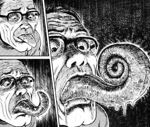 Uzumaki, Jim Simmons