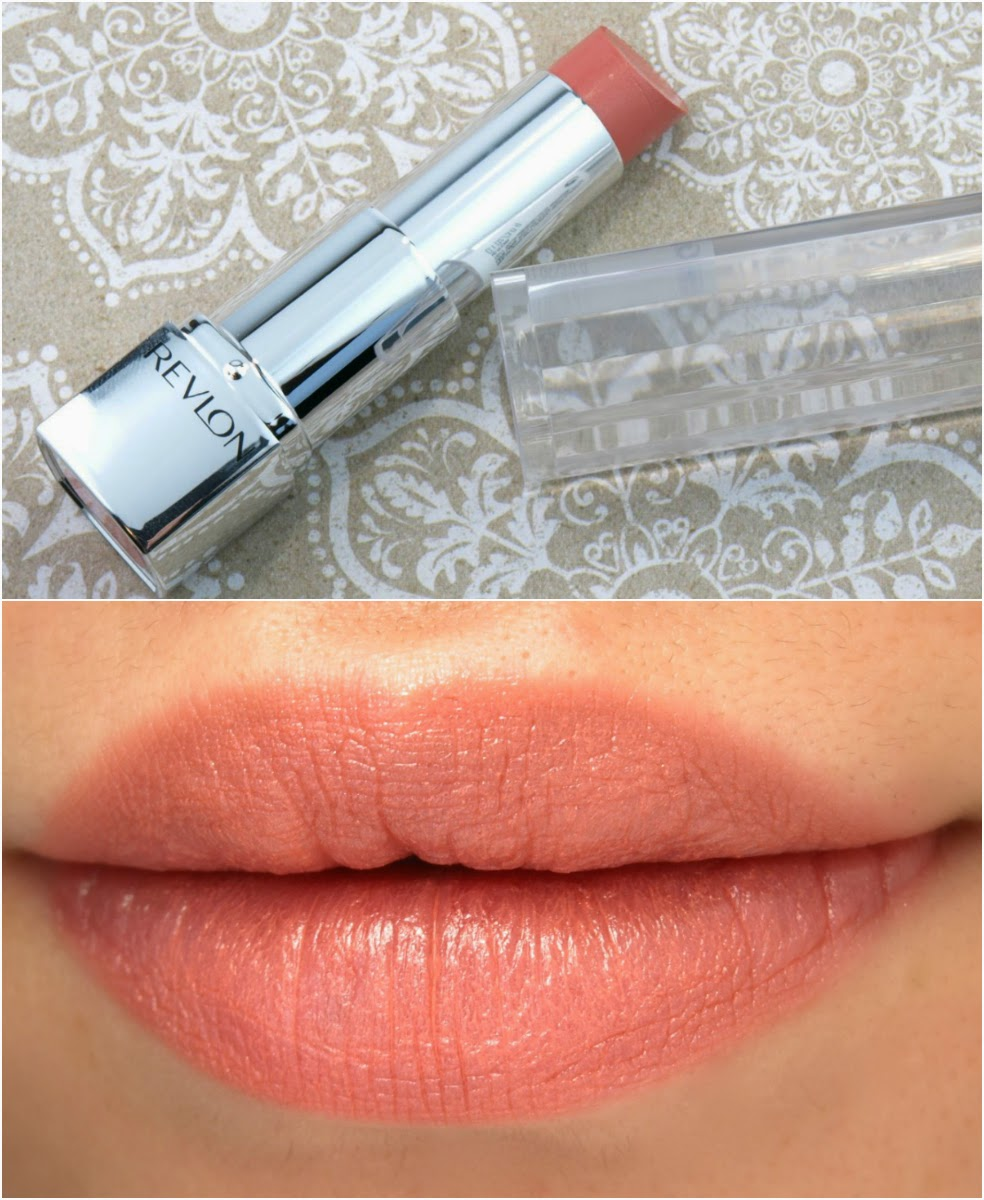 "Revlon Ultra HD Lipstick in ""Hydrangea"", ""Magnolia"", ""Petunia"" & ""Geranium"": Review and Swatches"
