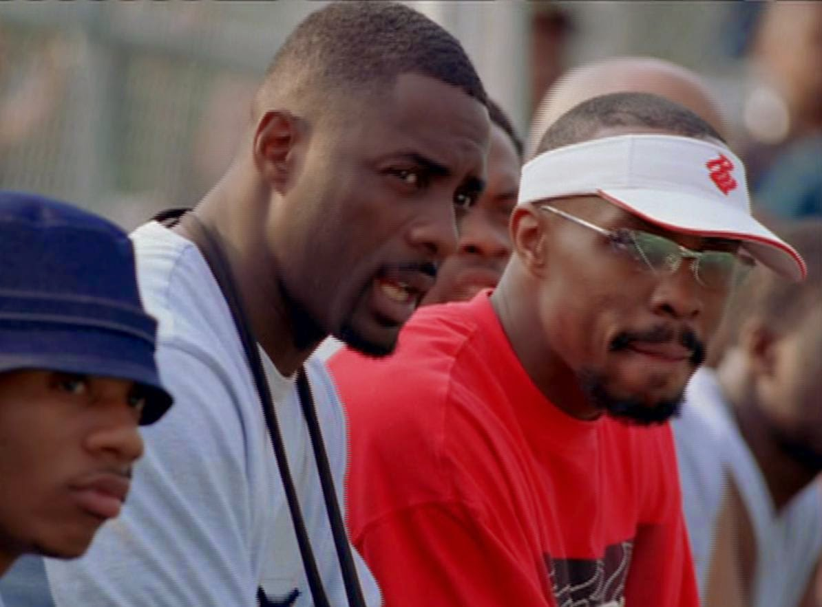 Baloncesto The Wire Stringer Bell Avon Barksdale