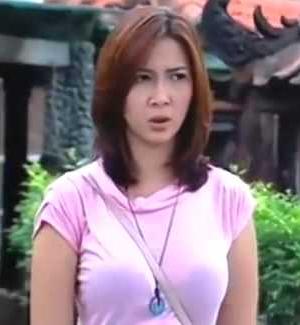 Andrea  Nama  Foto Pemeran Ftv Cinta Bersemi Jumat Bersih