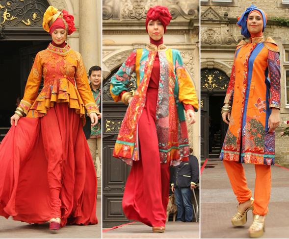 Fashionholic Koleksi Busana Muslim Terbaru Dian Pelangi