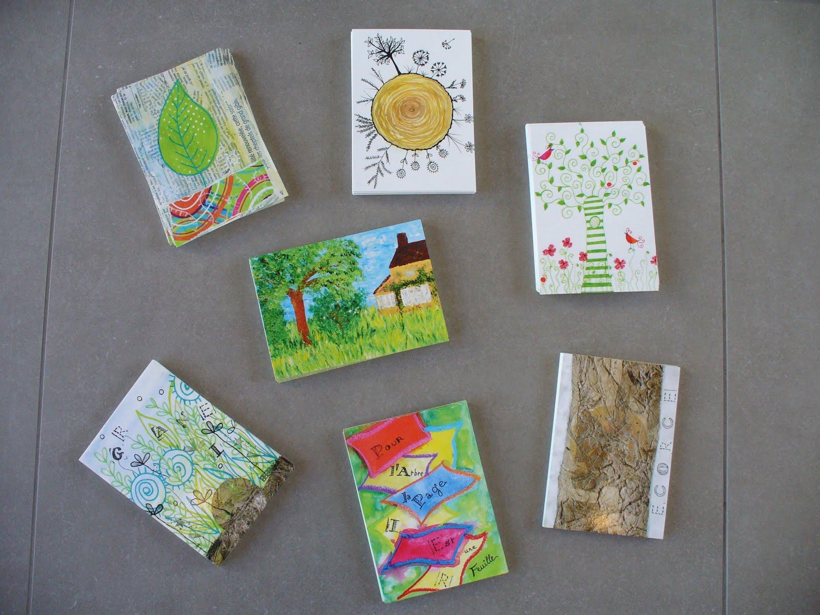 Nouvelles cartes
