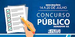 CONCURSO - INSCRIÇÕES 14-20 JULHO