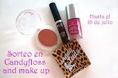 Sorteo en Candyfloss & makeup