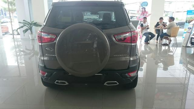 Ecosport%2BTitnium Ford Ecosport Titanium Limited phiên bản đặc biệt