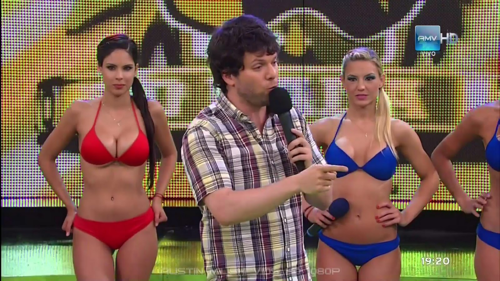 image Azafatas programa de argentina