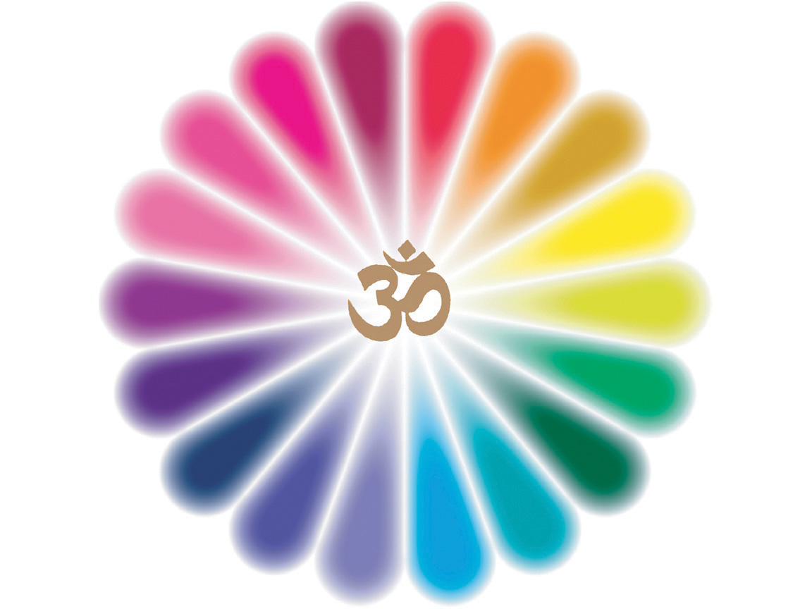 wallpapers aum symbol wallpaper meditate on om design background